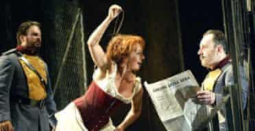 Anne Sofie von Otter in Carmen
