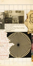 Collage by William Burroughs