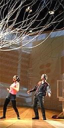 Three Thousand Troubled Threads, Royal Lyceum Theatre, Edinburgh 2005