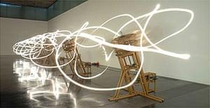 Loop System Quintet by Conrad Shawcross