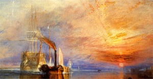 Turner Fighting Temeraire