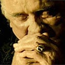 Johnny Cash in Hurt