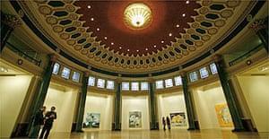 Rotunda, Saatchi Gallery at County Hall