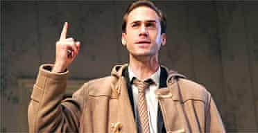 Joseph Fiennes in Epitaph for George Dillon, Comedy Theatre, London