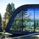 Ordrupgaard Museum, designed by Zaha Hadid