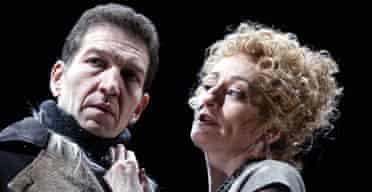 Greg Hicks in Macbeth