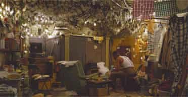 Jeff Wall, After 'Invisible Man' By Ralph Ellison, The Prologue 1999-2000