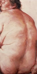 Juncture, by Jenny Saville, SELF PORTRAIT: Renaissance to Contemporary at National Portrait Gallery