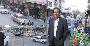 Rahraw Omarzad Favourite Place