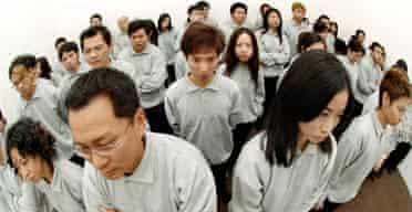100 Chinese, Frieze Art Fair 2005