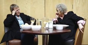 Phyllida Lloyd and Margaret Atwood