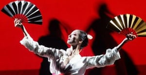 Madam Butterfly, Coliseum, London