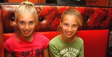 Asya and Chloe from Smoosh