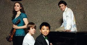 Child prodigies at the Barbican