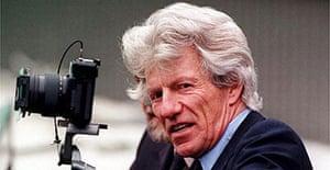 Lord Lichfield in 1997