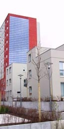Redevelopment of a classic GDR plattenbau in Germany