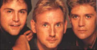 Stock, Aitken and Waterman in their 1980s heyday