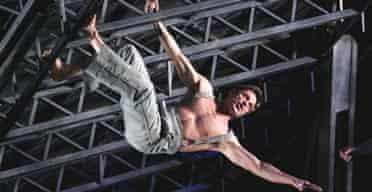 Simon Keenlyside in Billy Budd, Coliseum, London