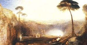 Turner's The Golden Bough