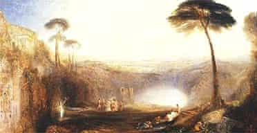 Turner's The Golden Bough