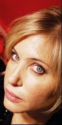 Brix Smith, ex-wife of Mark E Smith of The Fall, 13/12/05