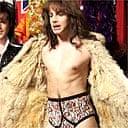 Christian Brassington as Channel 4's Tony Blair Rock Star