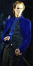 Ian Bostridge as Don Ottavio in Don Giovanni, Royal Opera House, 2003