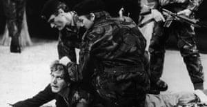 The Romans in Britain, National Theatre, 1980