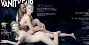 Vanity Fair cover February 2006