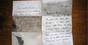 Letter from Philip Webb to William Morris, dated November 18, 1864