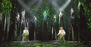 The Lord of the Rings musical, Toronto