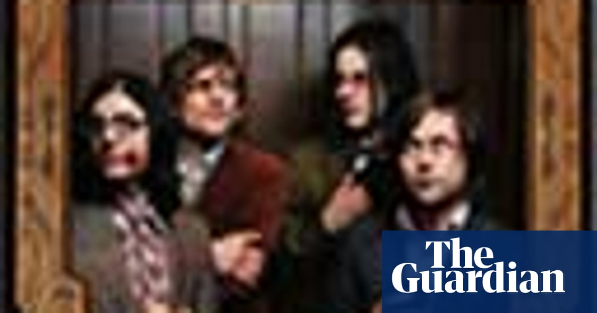CD: The Raconteurs, Broken Boy Soldiers | Music | The Guardian