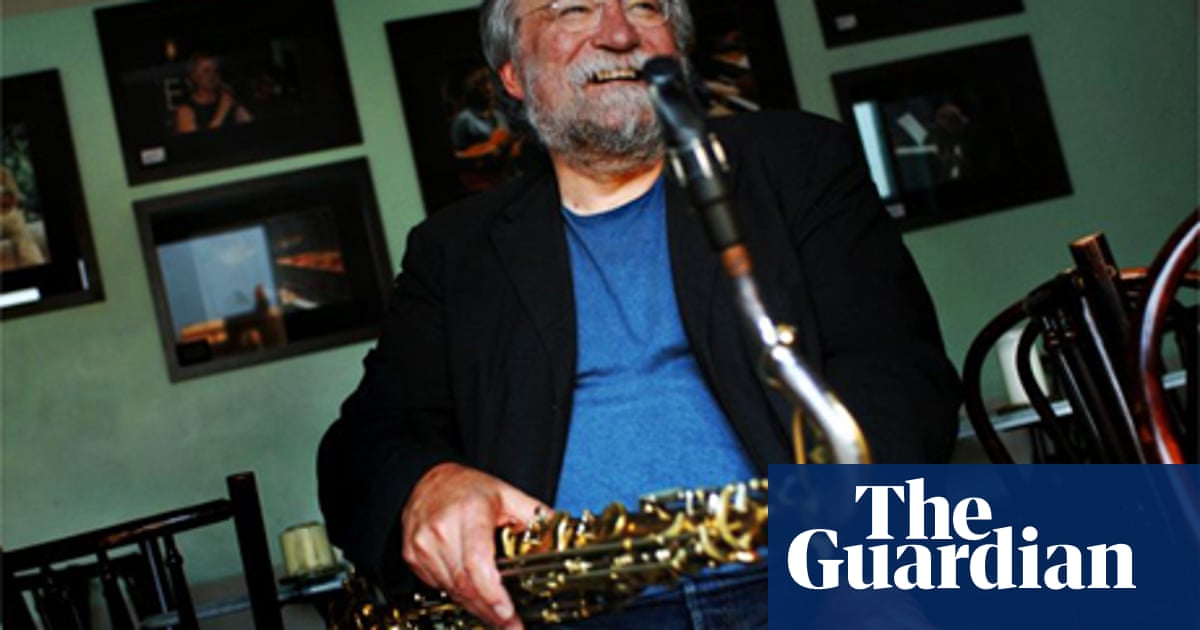 3d197aacd Evan Parker's musical utopia | Music | The Guardian