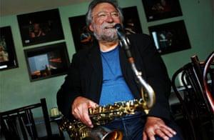 Evan PARKER, né en 1944 Evan460