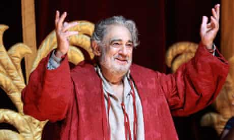Placido Domingo at the ROH Oct 2011