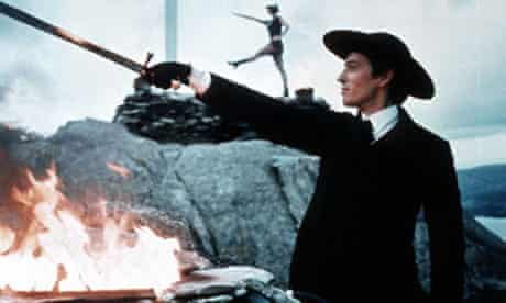 Robert Powell as Mahler (1974)