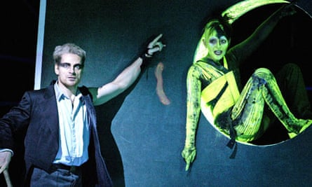 The Tempest by Thomas Ades, Royal Opera House 2004