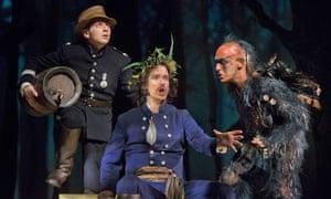 The Tempest, Metropolitan Opera, New York 2012