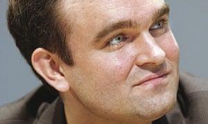 Composer Jorg Widmann