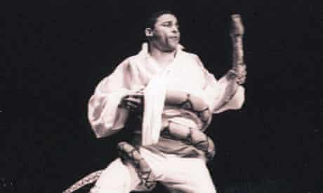 Tom Randle in The Magic Flute, ENO, 1988