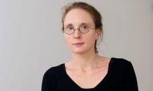 Composer Rebecca Saunders