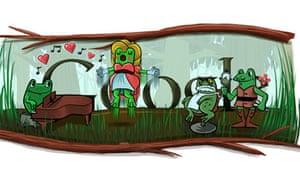 Google doodle 29 feb