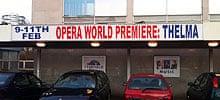 Thelma world premiere Fairfield Halls