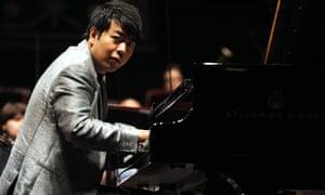 Lang Lang at the Royal Albert Hall, Marcy 2012