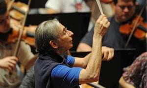 Michael Tilson Thomas, 2011