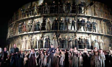 Les Troyens, ROH 2012