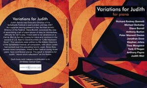 Variations for Judith