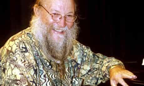 Composer Terry Riley, 1998