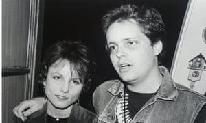 Kendra Smith and Dan Stuart
