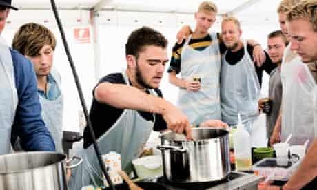 FoodJam at Roskilde
